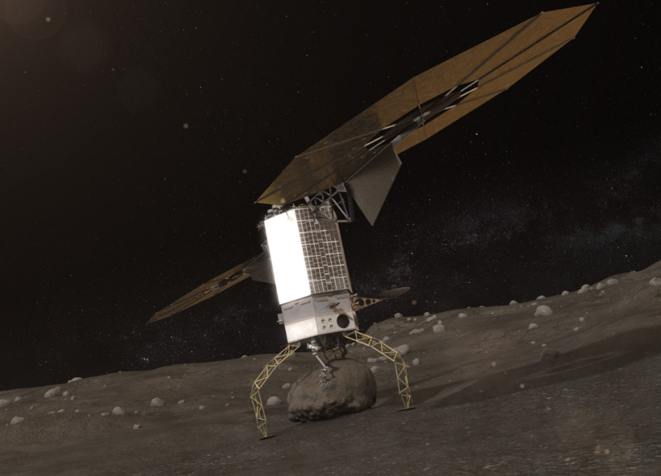 NASA Calls for American Industry Ideas on ARM Spacecraft Development