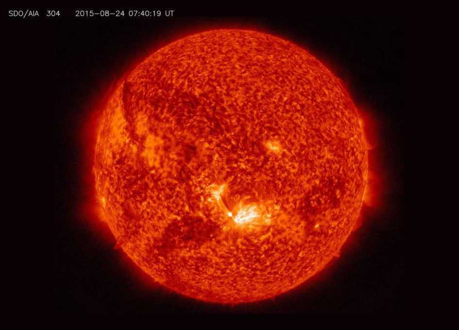 solar flares today nasa warning - photo #11