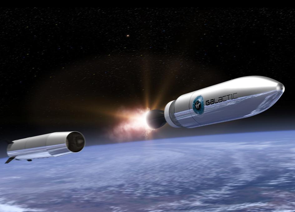 Virgin Galactic Announces New Commercial Space Company Virgin Orbit