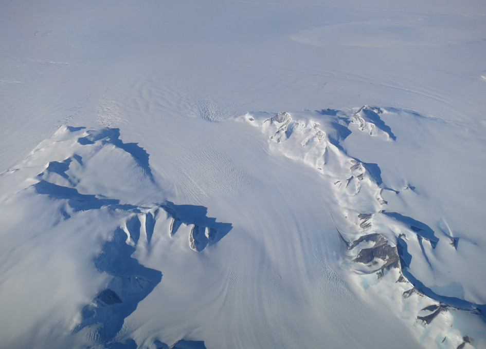 Antarctic Ice Safety Band Is At Risk
