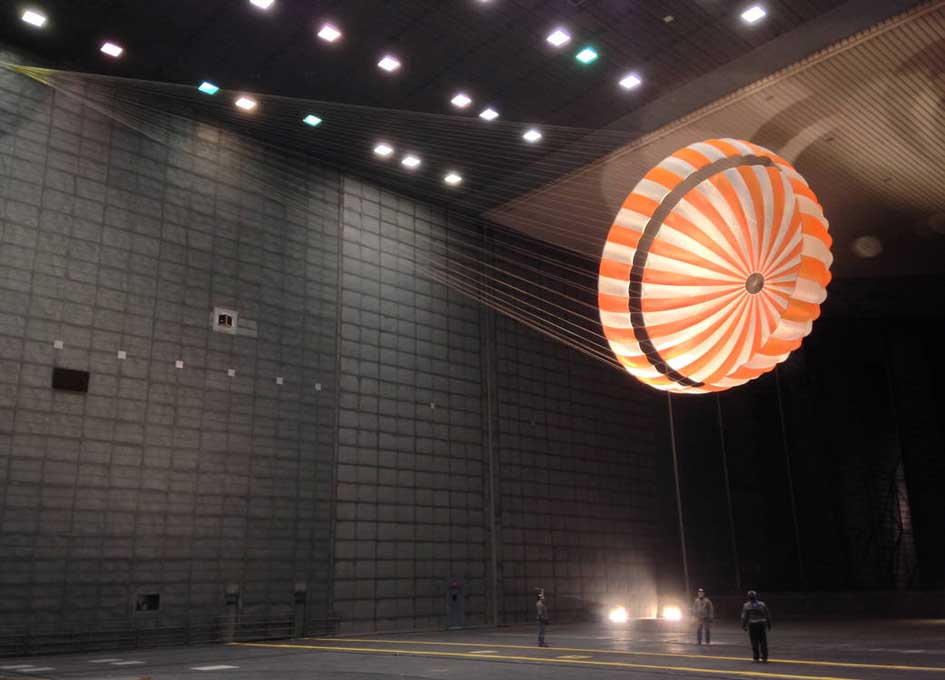 raft parachute nasa - photo #16