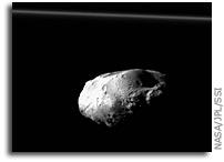 Close Up View of Prometheus