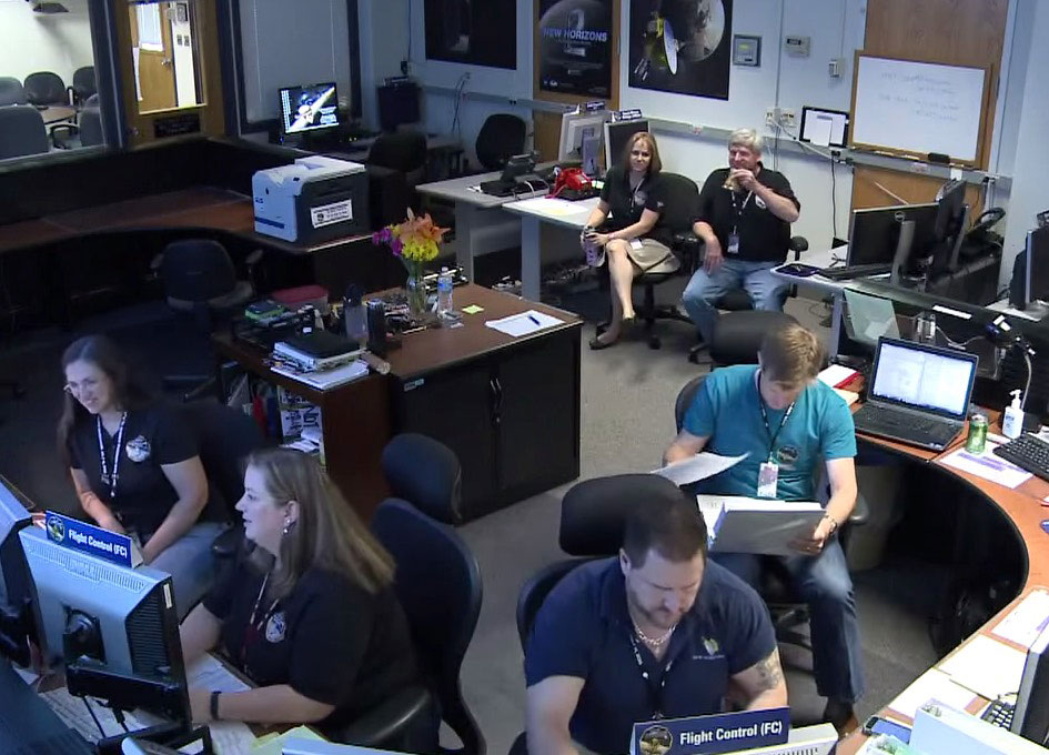 new horizons pluto mission update - photo #33