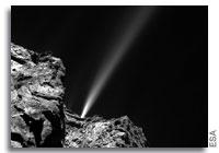 ESA: The Organic Comet 67P/Churyumov-Gerasimenko