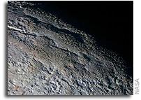 More Strange Images of Pluto
