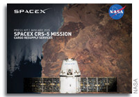 SpaceX Set to Launch NASA CRS-5 Resupply Mission to the ISS (Updated)