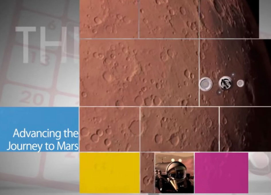 this week at nasa the journey to mars and more spaceref. Black Bedroom Furniture Sets. Home Design Ideas