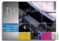 This Week at NASA: Expedition 45 Return and More