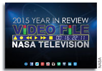 Video: This Year at NASA - A Review of the Highlights