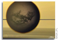 Video: Approaching Titan a Billion Times Close