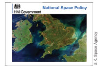 U.K. Releases National Space Policy