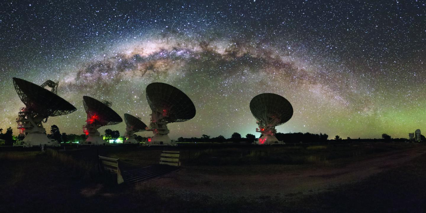 Astronomers pinpoint origin of mysterious radio bursts from space