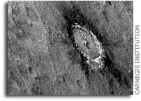 Mercury's Mysterious Darkness Revealed