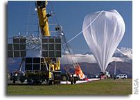 Super Pressure Balloon Begins Global Flight