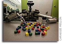 Robots Get Creative to Cut Through Clutter