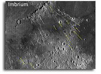 Protoplanet Impact May Have Formed Moon's Imbrium Basin