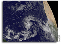 Sixth Tropical Cyclone Forming In The Atlantic