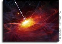 Discovery Nearly Doubles Known Quasars From The Ancient Universe