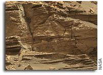 Martian Cliffs