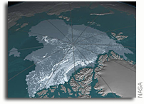 Arctic Sea Ice Increasingly Affected By Summer