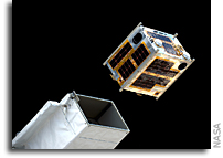 Report: Achieving Science with CubeSats: Thinking Inside the Box