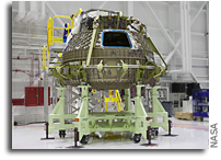 Boeing CST-100 Starliner Structural Test Article