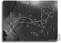 Moon Zoo Citizen Science Project: Preliminary Apollo 17 Landing Site Results