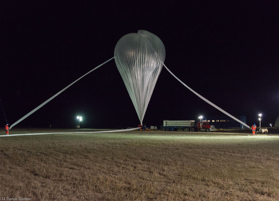 Canadian Space Agency Announces Stratospheric Balloon Flight Opportunity