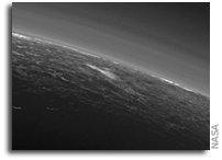 Secrets Revealed from Pluto's Twilight Zone