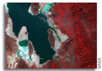 Earth from Space - The Puzzle of Utah