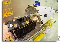 Encapsulating ExoMars For Launch