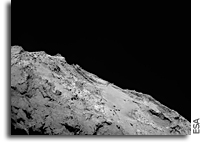 Afternoon View On A Comet