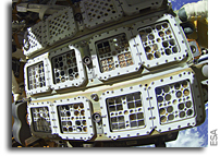 Spacewalk Marks End of ESA's Exposed Space Chemistry Experiment