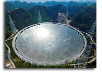 National Astronomical Observatories of China, Breakthrough Initiatives Launch Global Collaboration in Search for Intelligent life in the Universe