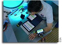 ESA's mobiPV Wearable System Enhances Astronaut Productivity