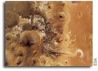 How Water Sculpted Mawrth Vallis on Mars