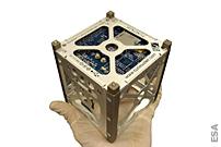 CubeSat OUFTI-1 Sends A Message
