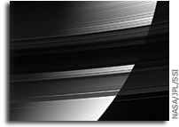 Saturn's Rings - Less than Meets the Eye?