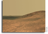 Opportunity Is Ending Marathon Valley Studies