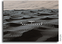 Sand-Dune Studies By Curiosity Rover Yield A Surprise