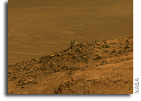 Opportunity Rover Logs 15 Years On Mars