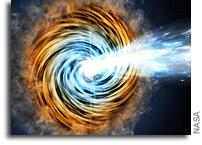 WISE, Fermi Missions Reveal a Surprising Blazar Connection