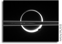 Past and Present Moons of Saturn