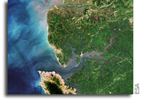 Exploring Sierra Leone From Space