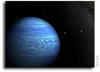 Water Clouds Found In Coldest Brown Dwarf's Spectrum