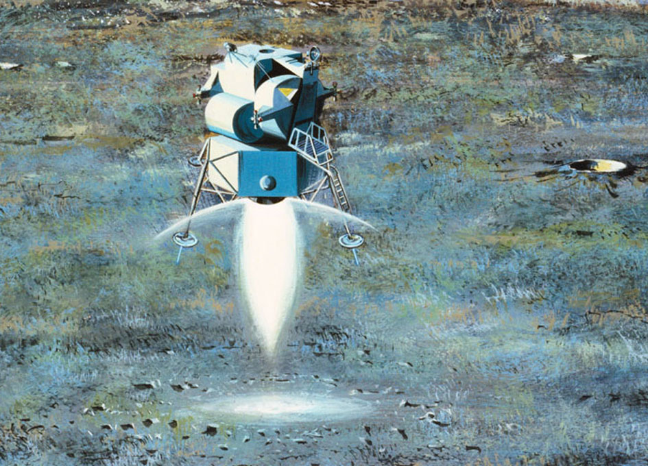 Preserved 1966 Apollo Lunar Landing Symposium Material by Canadian Finds Home on NASA Website