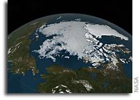 Arctic Sea Ice Levels Continue To Decline