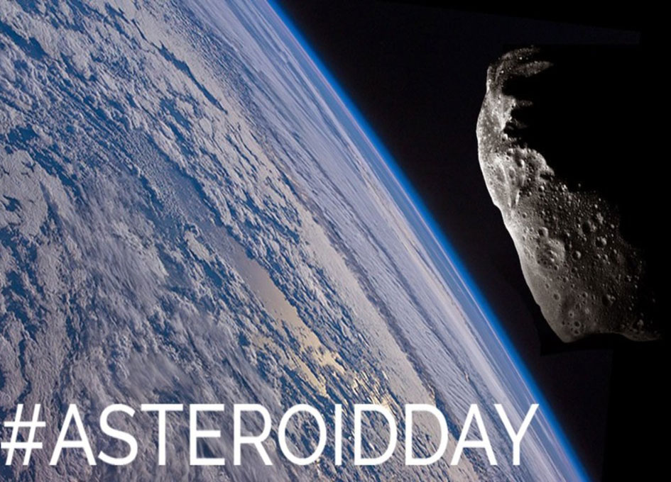 Western Experts to Host Asteroid Day June 30th