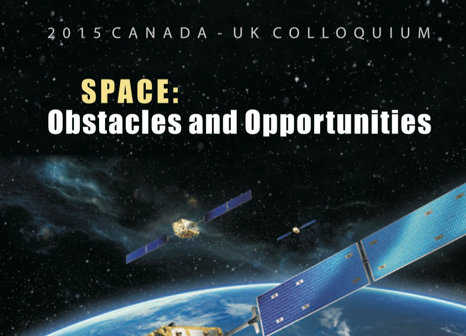 Report Recommends that Canada Should Recognize Space as a Component in its Critical National Infrastructure