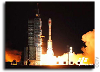 China Launches Tiangong-2 Space Laboratory Module